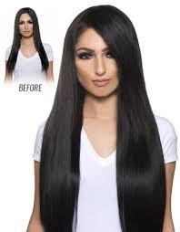 clip on bangs clip in bangs bellami hair