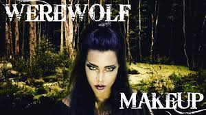 Halloween Werewolf Makeup Tutorial De Maquiagem Lobisomem Halloween Werewolf Makeup