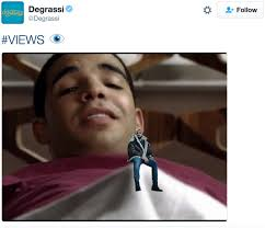 Drake Degrassi Meme - pic drake s new album reaction from degrassi is priceless