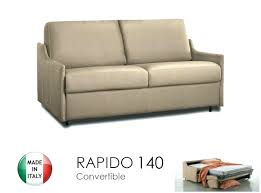 canapé convertible en cuir pas cher canape lit cuir 3 places frais offerts fabrication europacenne