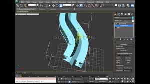 3d Max by How To Use Bevel Profile Modifier In Autodesk 3ds Max Youtube