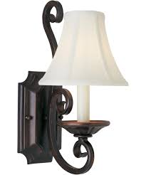 7 inch wide wall sconce shades4led