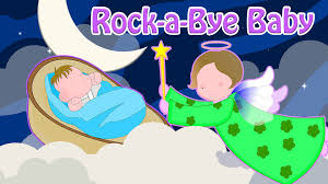 rock a bye baby classic lullaby with lyrics nursery rhymes for