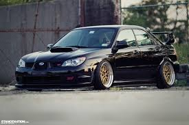 subaru wrx slammed low u0026 loud vic u0027s slammed subaru sti stancenation form