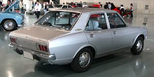 mitsubishi colt galant station wagon 5 door 1970 73 motorized
