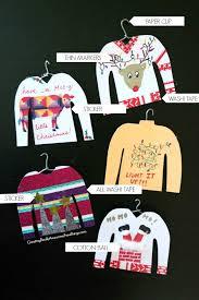 sweater diy ornaments c r a f t