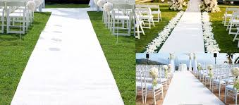 aisle runners for weddings wedding aisle runner archives wedding decorations by naz