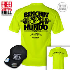 bench press club t shirts ironville clothing co
