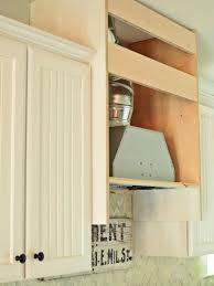 how to add crown molding to kitchen cabinets how to construct a custom kitchen range hood hgtv