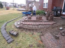 Patio Retaining Wall Ideas Triyae Com U003d Backyard Retaining Wall Repair Various Design