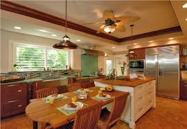 best ceiling fans for kitchens ceiling fan pendants find your kitchen lighting style with regard to