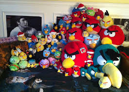 angry birds plush collection update 3 kasarawolf deviantart
