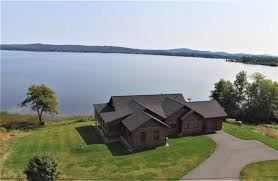 Willoughvale Inn And Cottages by Vermont Waterfront Property In Newport Lake Willoughby