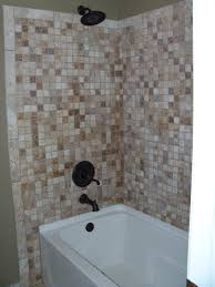 Bathroom Tile 15 Inspiring Design by Tiled Bathtub Surround Ideas 15 Inspiring Design On Subway Tile