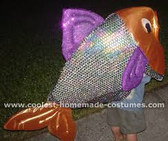 20 coolest fish costumes you can make for halloween