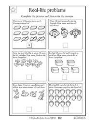 subtraction word problems 1st grade math worksheets addition and subtraction word problems