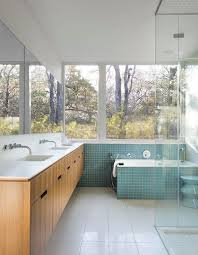 Midcentury Modern Bathroom Best 20 Mid Century Bathroom Ideas On Pinterest Mid Century