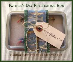 father u0027s day gift idea fly fishing box fathersday