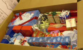wrapped christmas boxes all about props christmas decorations