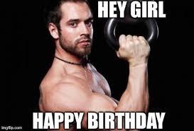 Birthday Workout Meme - happy bday crossfit trento