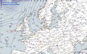 Surface Map European Surface Archives Weather Graphics