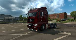 man tgx 2010 mod for european truck simulator other