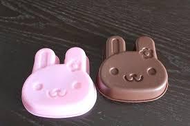 bunny cake mold pancake and sandwich snacks for kids popsugar
