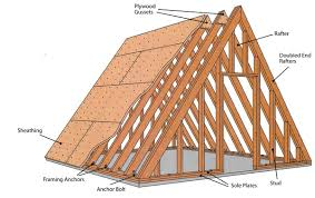 building an a frame cabin how to build an a frame how to build an a frame enchanting free