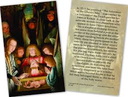 catholic gifts and more christmas holy card we catholic gifts and