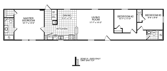 floor plan home 3 bedroom mobile home floor plan manufactured home and mobile