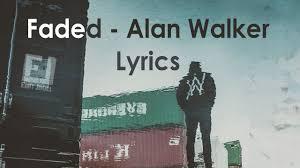 download mp3 song faded alan walker faded alan walker lyrics youtube