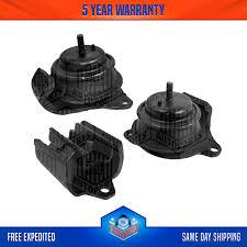 nissan pathfinder warranty 2017 transmission motor mounts front right or left set 3 0 l for nissan