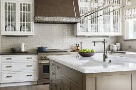 Stainless Steel Brick Backsplash by Faux Brick Backsplash Kitchen Contemporary With Brick Wall Frame