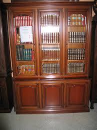 Bookshelves Cherry - light oak wood desk tabletop book shelf trough rack of arafen