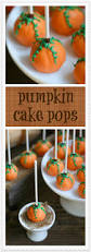 cake pop halloween best 25 pumpkin cake pops ideas on pinterest pumpkin themed