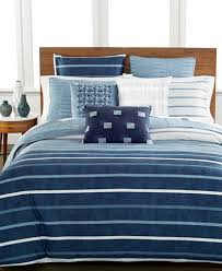 Macy S Bed And Bath Hotel Collection Colonnade Blue Bedding Collection Created For
