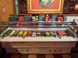 toppings bar salad toppings bar picture of fuddruckers sterling heights