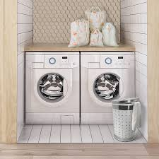 Stainless Steel Laundry Hamper by White And Polished Stainless Steel Laundry Bin U0026 Hamper 50l