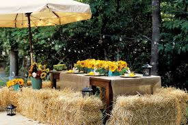 outdoor thanksgiving decorations ideas summer table settings party centerpieces for tables
