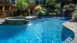 Pool Landscape Pictures by Before U0026 After Landscaping Photos Clc Landscape Design
