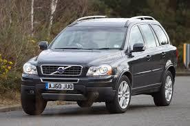 volvo volkswagen 2003 volvo xc90 2003 2014 review 2017 autocar