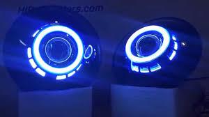 jeep wrangler blue headlights jeep wrangler jk8 hid projector headlights bi xenon led