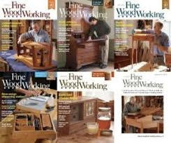 download fine woodworking 2016 full year issues collection