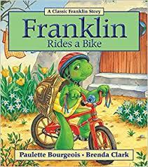 franklin rides bike paulette bourgeois brenda clark