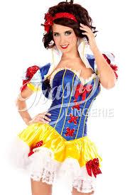 halloween costumes snow white satin snow white deluxe corset u2013 trashy com