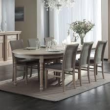 table ovale avec rallonge grande table ovale salle a manger 0 table manger chne massif