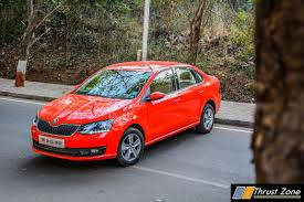 2017 skoda rapid diesel dsg review first ride