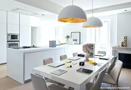 eclairage cuisine spot luminaire suspension design best stunning suspension et plafonnier