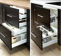 kitchen cabinet interiors kitchen drawers drawers for kitchen cabinets amazing interior