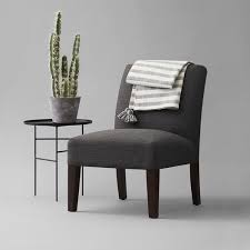 Black And White Striped Accent Chair Accent Chairs Target